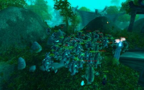 Pleins de druides à Reflet-de-Lune !