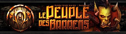 Bannière du Peuple des Barrens