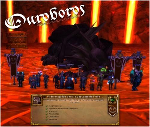 Ouroboros contre Nefarian