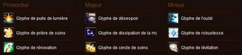 Glyphes de Houlah